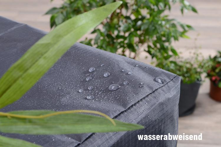 Baumarkt Egger Gartenmöbel Auflagen& Schutzhüllen Garden Impression Coverit Eck Lounge ~ 08034606_Schutzhülle Garten Lounge L Form